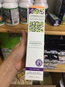 Sữa rửa mặt ngừa lão hóa ở Hải Phòng